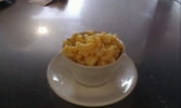 lansing Fleetwood diner Menu picture - Baked Mac Cheese