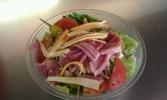 lansing Fleetwood diner Menu picture - Chef Salad
