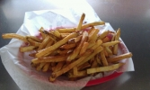 lansing Fleetwood diner Menu picture - homemade Seasoned French Fries